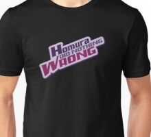 Homura Did Nothing Wrong Unisex T-Shirt