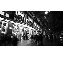 Old Navy on Market Street Photographic Print