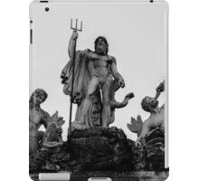 Rome - Fountain of Neptune iPad Case/Skin