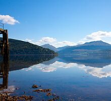 Inverary Reflections by Tizimagen