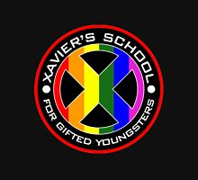 X Men Logo Women's Fitted Scoop T-Shirt