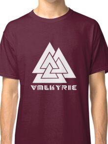 Valkyrie geek funny nerd Classic T-Shirt