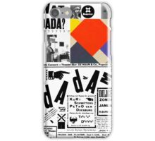 Wat is Dada ? iPhone Case/Skin