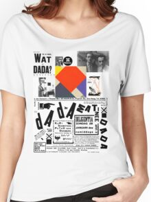 Wat is Dada ? Women's Relaxed Fit T-Shirt