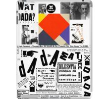 Wat is Dada ? iPad Case/Skin