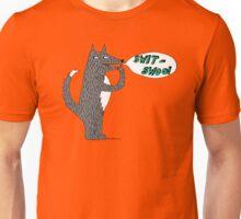 Whistle wolf style Unisex T-Shirt