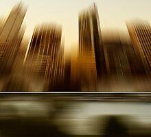 The Golden City by Austin Dean