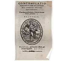 Contemplation Life and Passion Our Lord Jesus Christ Albrecht Durer 1557 0005 Poster
