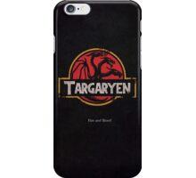 Targaryen Park iPhone Case/Skin