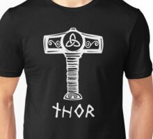 Thor (white version) Unisex T-Shirt