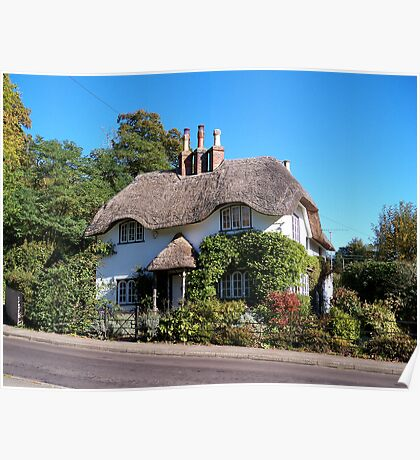 A Cottage in the New Forest 2 Poster