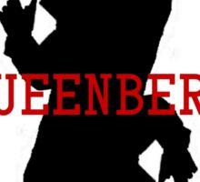 Queenbert Sticker