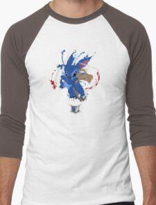 Survey Corps Stitch Men's Baseball ¾ T-Shirt