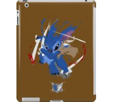 Survey Corps Stitch iPad Case/Skin
