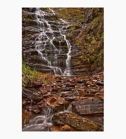 Margaret Falls Photographic Print
