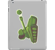 Peas and Tanks iPad Case/Skin