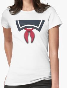 Stay, Puft. Womens Fitted T-Shirt