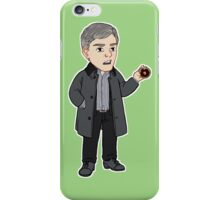 Not His Division iPhone Case/Skin