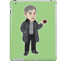 Not His Division iPad Case/Skin
