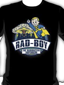 Rad Boy - Radioactive Superhero T-Shirt