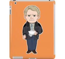 Flustered John iPad Case/Skin