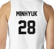 CNBLUE Minhyuk Jersey Tank Top