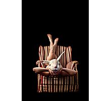 The White Rabbit Chronicles #3 Photographic Print