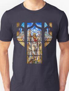 Angel of the Resurrection - Window T-Shirt