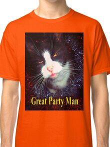 great Party Man  Classic T-Shirt