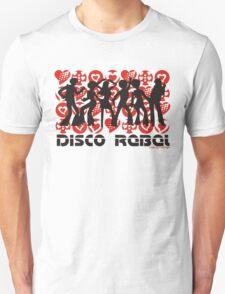 DISCO REBEL HEARTS T-Shirt