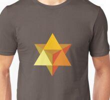 Star Tetrahedron (merkaba) Unisex T-Shirt