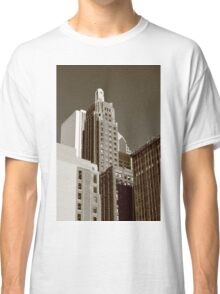 Chicago Skyscrapers Classic T-Shirt