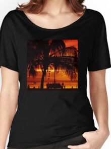 Ka'anapali beach Women's Relaxed Fit T-Shirt