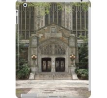 Ann Arbor Michigan Architecture iPad Case/Skin