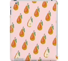 Sweet pear iPad Case/Skin