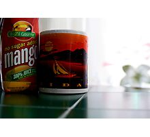 Mango Juice   Photographic Print