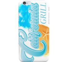 Disney World's California Grill iPhone Case/Skin