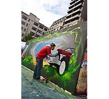 Manchester Graffiti #1 Photographic Print