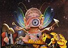 """""""Aryan Cyclops Baby...in a Garden of Panoramic Shrooms"""" by atomikboy"""