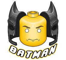 Lego Batman by crabro
