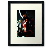 Tron Sentry  Framed Print