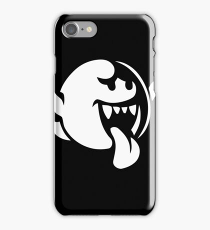 BOO! iPhone Case/Skin