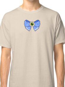 Eyeball Ribbon (BLUE) Classic T-Shirt
