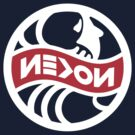 Splatoon Squid Logo by Cow41087