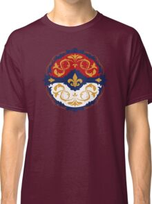 Ornate Pokeball Classic T-Shirt
