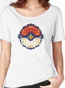 Ornate Pokeball Women's Relaxed Fit T-Shirt