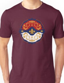 Ornate Pokeball Unisex T-Shirt