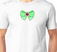 Eyeball Ribbon (GREEN) Unisex T-Shirt