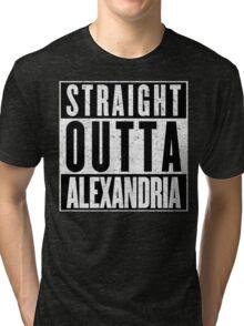 Alexandria Represent! Tri-blend T-Shirt
