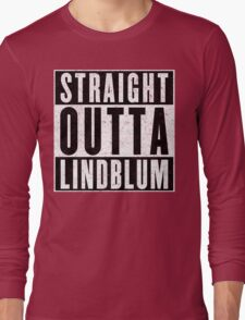 Lindblum Represent! Long Sleeve T-Shirt
